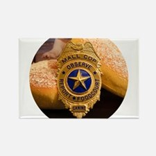 Mall Cop Recognition Magnets