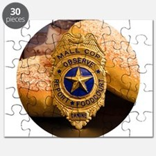 Mall Cop Recognition Puzzle