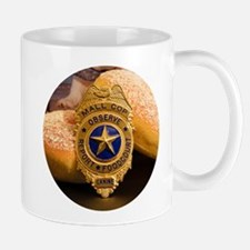 Mall Cop Recognition Mugs