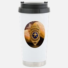 Mall Cop Recognition Travel Mug