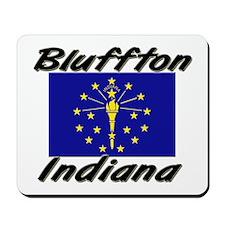 Bluffton Indiana Mousepad
