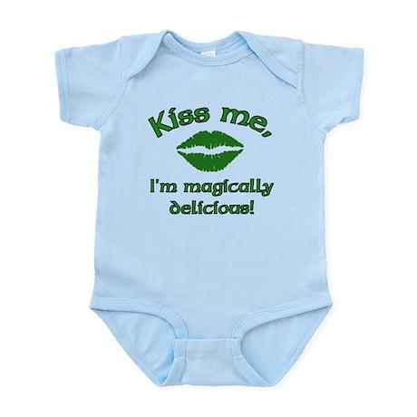Kiss Me Infant Bodysuit