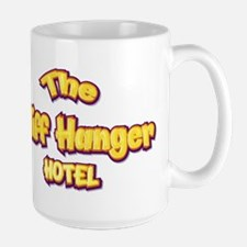 Cliff Hanger Hotel Mugs