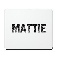 Mattie Mousepad