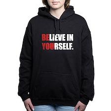 Cute Help Women's Hooded Sweatshirt