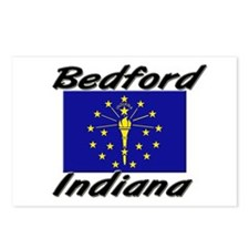 Bedford Indiana Postcards (Package of 8)