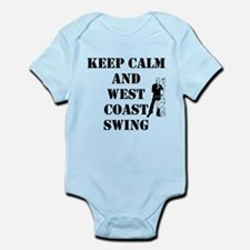 keep calm wcs Body Suit