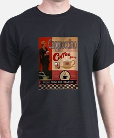 Vintage poster - Cappuccino T-Shirt