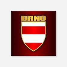 Brno Sticker