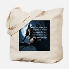 Cute Witch humor Tote Bag