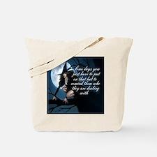 Cute Humor Tote Bag