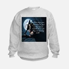 witch humor Sweatshirt