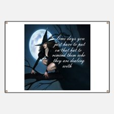 witch humor Banner