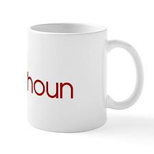 Stabyhoun (dog paw red) Mug