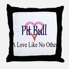 A Love Like No Other Throw Pillow