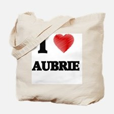 Cute Aubrie Tote Bag