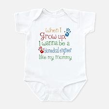 Biomedical Engineer Like Mommy Infant Bodysuit