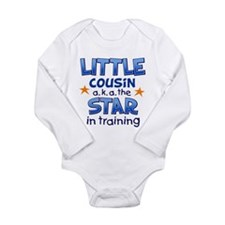 Cute Big cousin toddler Long Sleeve Infant Bodysuit