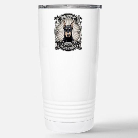 Dog of Choice III Stainless Steel Travel Mug