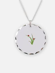 Ladybugs Necklace