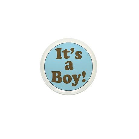 It's a Boy Mini Button (10 pack)