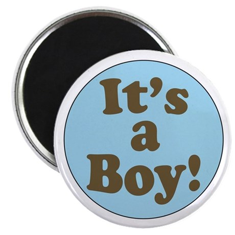 "It's a Boy 2.25"" Magnet (10 pack)"