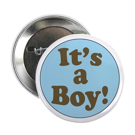 "It's a Boy 2.25"" Button (10 pack)"