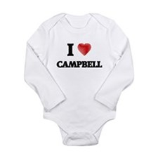 I Love Campbell Body Suit