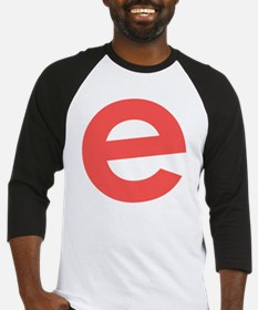 Unique Red letter Baseball Jersey
