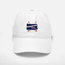 Pennsylvania Hockey Baseball Baseball Cap