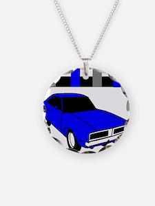 1969 Dodge Challenger Necklace