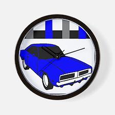 1969 Dodge Challenger Wall Clock
