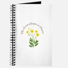 The Earth Laughs Journal
