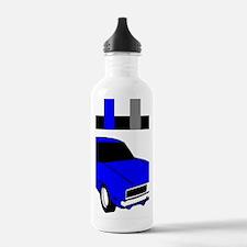 1969 Dodge Challenger Water Bottle