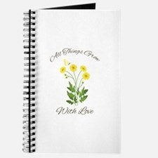Grow With Love Journal