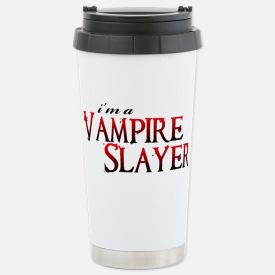 Im a Vampire Slayer Hat Mugs