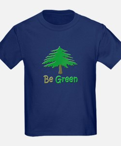 Be Green T