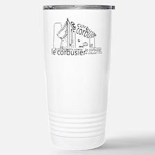 Cute Vector art Travel Mug