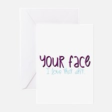 Cute Love Greeting Cards (Pk of 20)