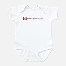 Greater Swiss Mountain Dog (d Infant Bodysuit