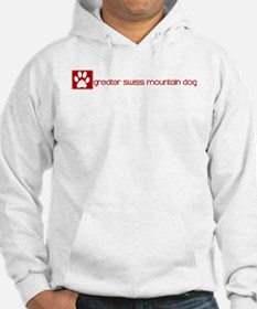 Greater Swiss Mountain Dog (d Hoodie