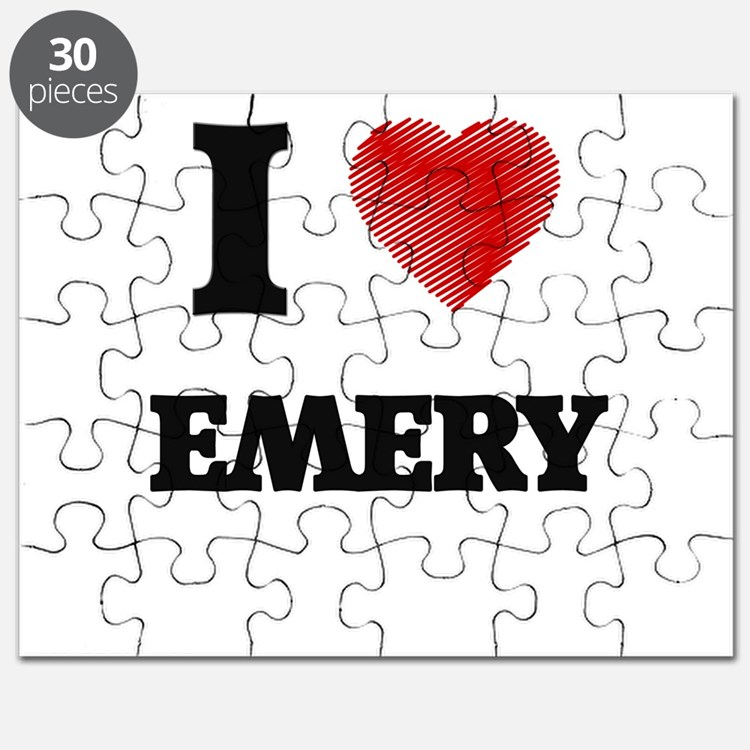 I Love Emery Puzzle