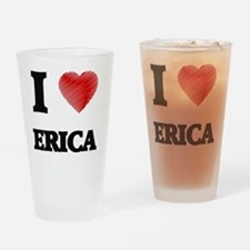 Unique Erica Drinking Glass