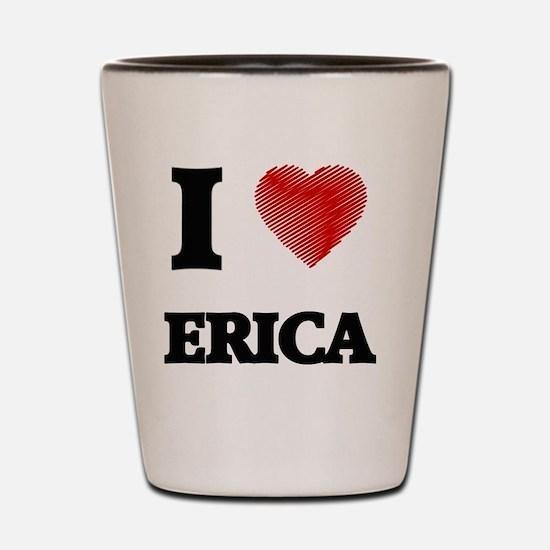 Unique Erica Shot Glass