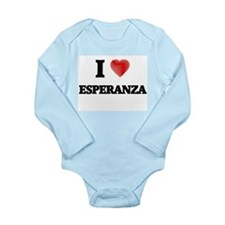 I Love Esperanza Body Suit