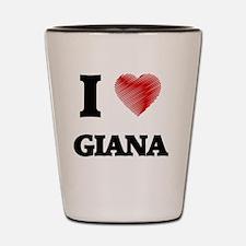 Cute Giana Shot Glass