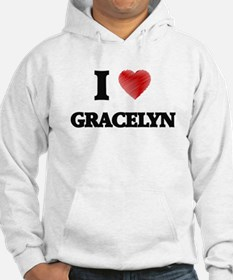 I Love Gracelyn Hoodie Sweatshirt