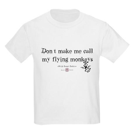 Got flying monkey's? Kids Light T-Shirt