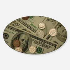 Money & Wealth Decal