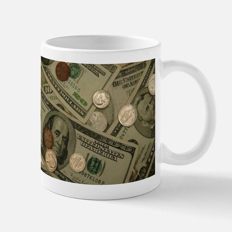 Money & Wealth Mugs